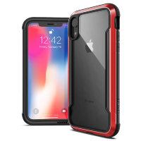 Чехол X-Doria Defense Shield для iPhone XR Красный