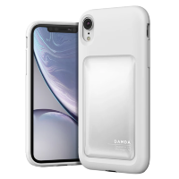 Чехол VRS Design Damda High Pro Shield для iPhone XR White Edition